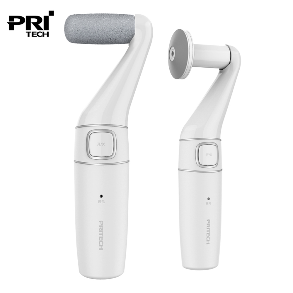 Electric Foot Grinder Vacuum Callus Remover Foot Pedicure Tools Rechargeable Foot Files Clean Tools Polished Nails For Dead Skin