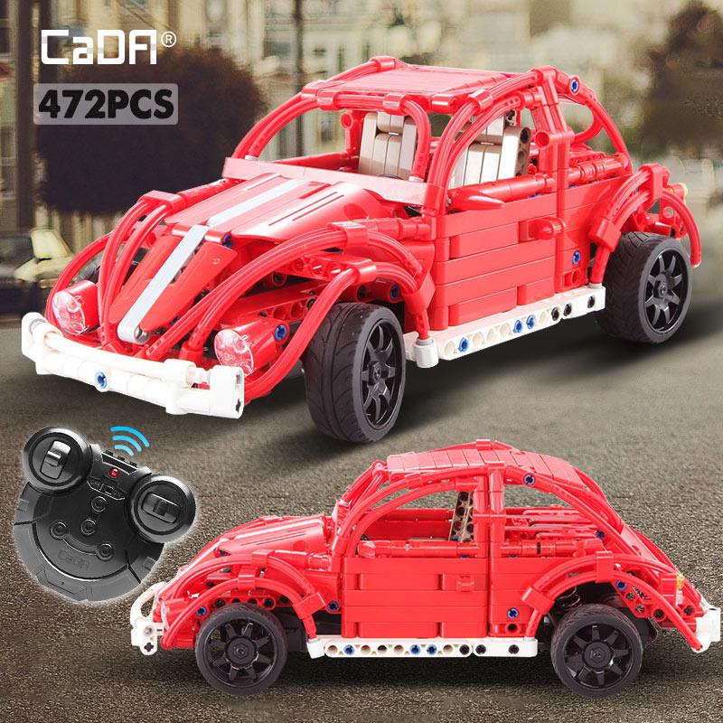 Cada C51018W RC Red Car