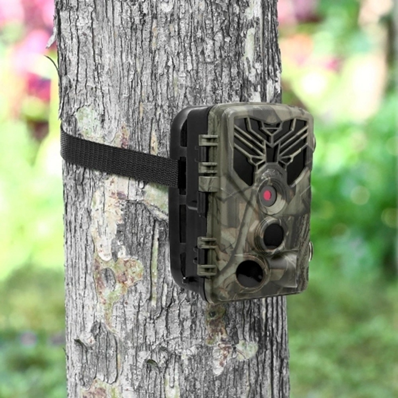16MP 1080P Trail Camera Hunting Game Camera Outdoor Wildlife Scouting Camera with PIR <font><b>Sensor</b></font> Infrared 0.3S Super Fast Trigger image