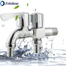 Bibcock Mop-Faucet Washing-Machine Multi-Function Outdoor Taps Water-Tap Wall-Mount Laundry