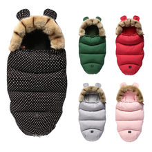 Newborn Envelop Cotton Warm Baby Sleeping Bag Sleep Sack for 0-36 Months  baby sleeping bag