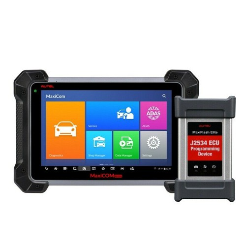 ABS Auto Bleeding Autel MaxiSys MS908S Pro OBD2 Scanner Key fob Programming Bi-Directional Control Same with MaxiCOM MK908P with Diagnoses Coding and J2534 ECU Programming
