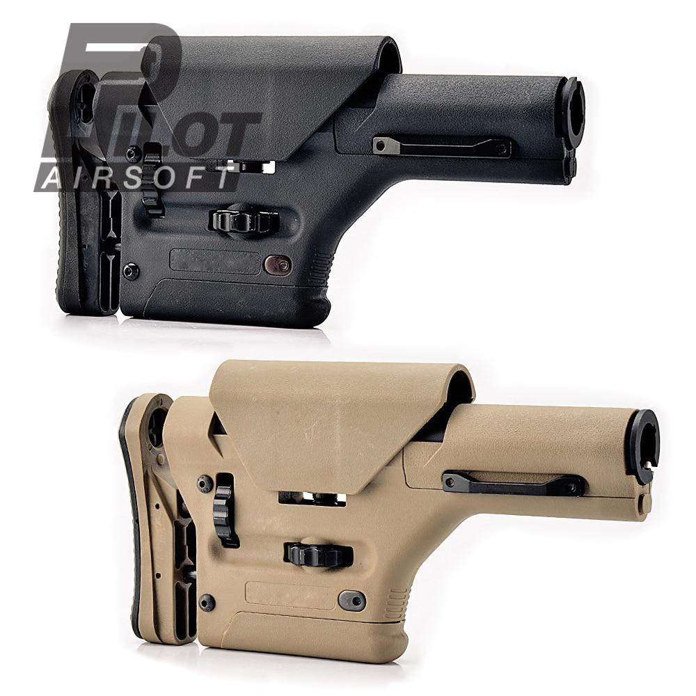 Аксессуары для охоты PILOT M4 MK18 AEG страйкбол аксессуары для пар UBR CTR MFT CAA ACS MOD nerfly переоборудованные аксессуары