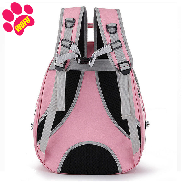 Breathable Parrot Travel Bag  2