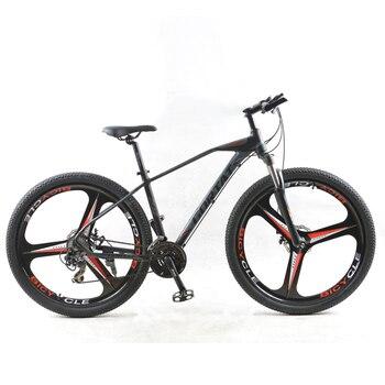 GORTAT Bicycle Mountain bike 24speed 29 Inch Aluminum Alloy Road Bikes mtb bmx 3 cutter wheels bicycles Dual disc brakes