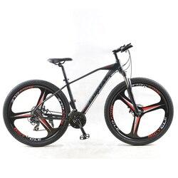 Gortat Sepeda Gunung Sepeda 24 Kecepatan 29 Inci Aluminium Alloy Sepeda MTB BMX 3 Roda Pemotong Sepeda Dual Disc rem