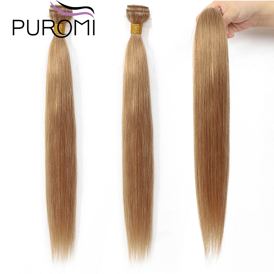 Cheveux raides paquets malaisiens cheveux armure faisceaux de cheveux humains vente en gros Remy cheveux #2/27 #/99J/613 100% cheveux humains - 4