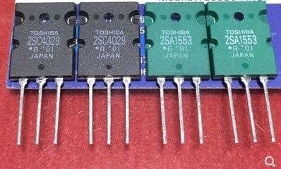 japão 2sa965y (a965, pnp) áudio comumente usado