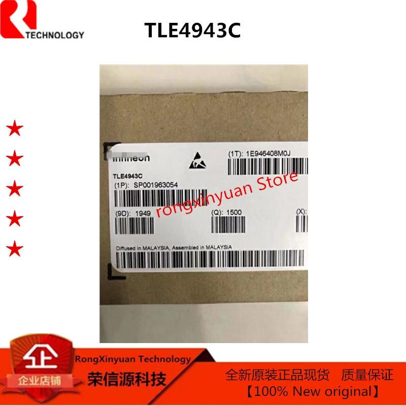 TLE4943C 43CA PG-SSO-2-2 TLE4943 различные Дискретные/датчики 100% Новые оригинальные