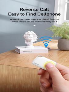 Track-Device Locator Key-Tag Anti-Loss Dog Animal Baseus Mini Smart Wireless Kid Document