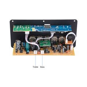 Image 3 - Aiyima Subwoofer Digitale Bluetooth Versterker Boord Dual Microfoon Karaoke Versterker Reverb 12V 24V 220V Voor 8 12 Inch Speaker