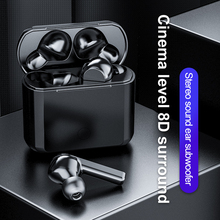 A12 TWS หูฟังบลูทูธ TOUCH Control หูฟังสเตอริโอกีฬาไร้สายชุดหูฟังไมโครโฟนสำหรับ Xiaomi Honor iPhone
