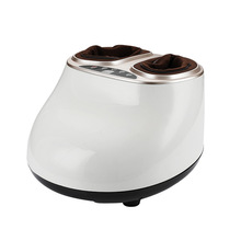 Top Grade New heating full wrap electric foot massager air pressure kneading shiatsu massage pedicure machine feet guasha