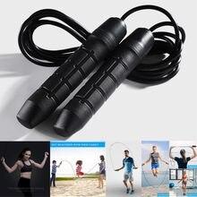 Corde à Sauter de Fitness Portable, Durable et facile à ajuster, en caoutchouc avancé, Corde A Sauter, entraînement de gymnastique