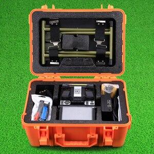 Image 5 - Blu automatico della giuntatrice della saldatura delle giuntatrici a fibra ottica della macchina della giuntatrice di fusione della fibra ottica di KELUSHI FTTH FS 60F