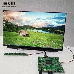 "4K de UHD LCD DLP 3D impresora SLA IPS Pantalla de curado UV Monitor proyector kit ""hazlo tú mismo"" de módulo 3840*2160 para Raspberry Pi"