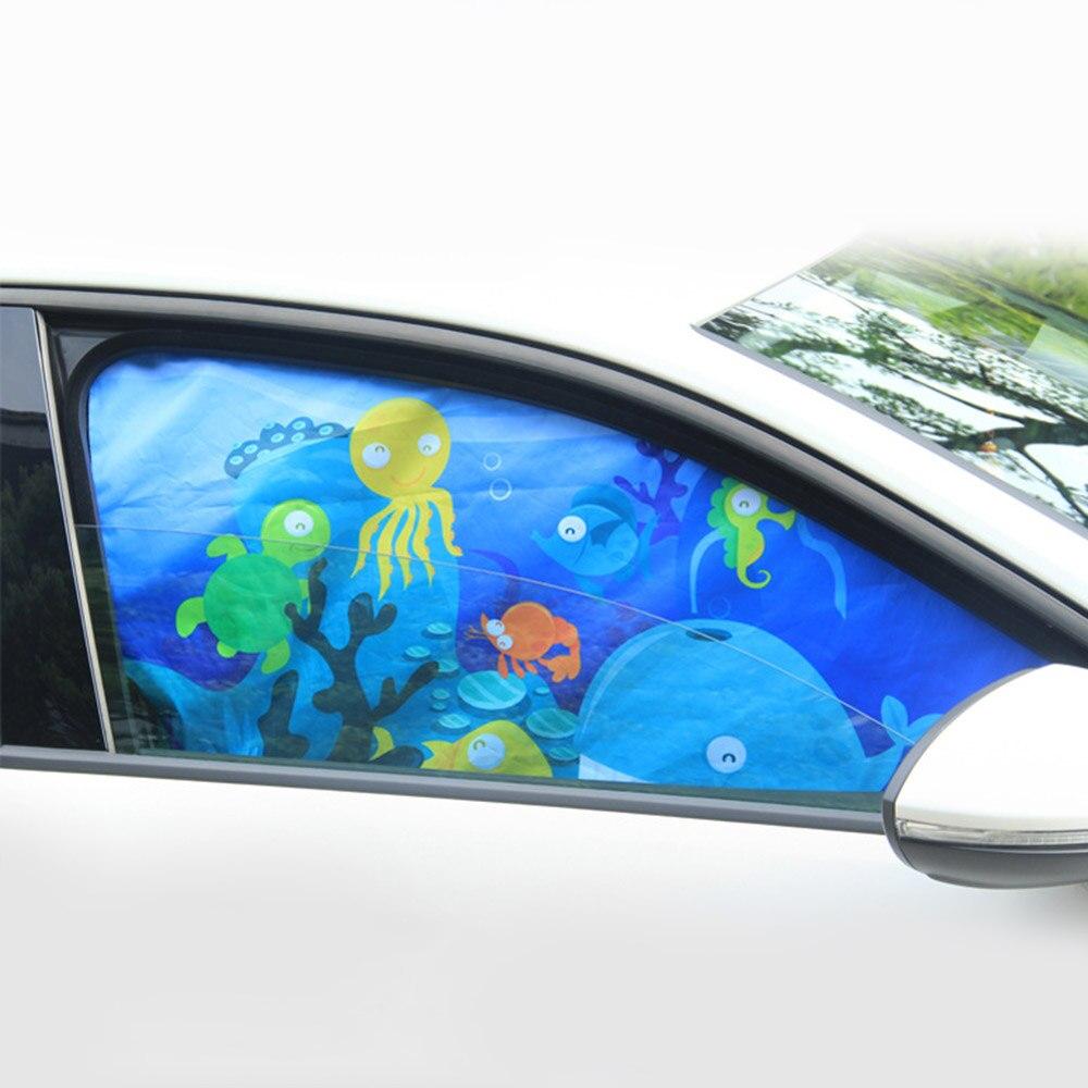 1 шт. Регулируемый магнитный автомобильный боковое окно солнцезащитный козырек занавеска Окно Солнцезащитный козырек протектор универсальный для детей