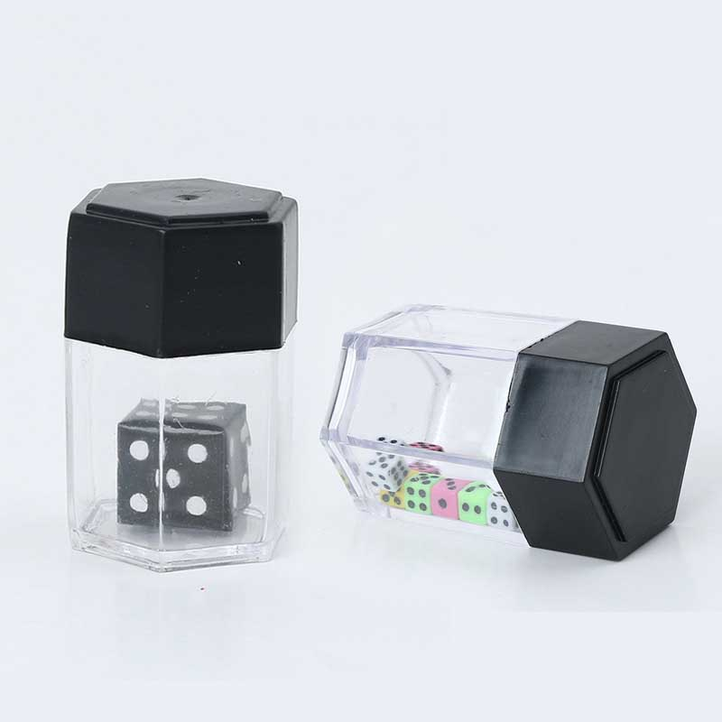 1PC Magic Trick Toys Big Explode Explosion Dice Close Up Magic Trick Joke Prank Toy Children Kids Gift