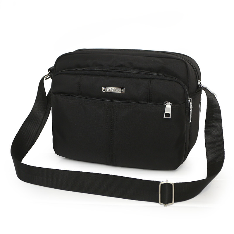 Men's Shoulder Bag Small Simple Messenger Bag Casual Small Bag Unisex Shoulder Messenger Bag Money Business purses messenger bag