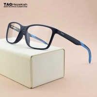 2019 TAG Marke TR90 gläser rahmen männer myopie computer spektakel rahmen frauen Ultra licht platz brillen frames für männer th555