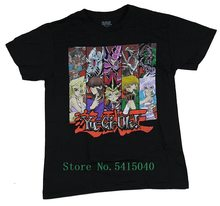2019 Hot Koop Hot Selling Yu-Gi-Oh! Heren T-shirt-Karakter In Kaarten Omhult Tee Shirt(China)