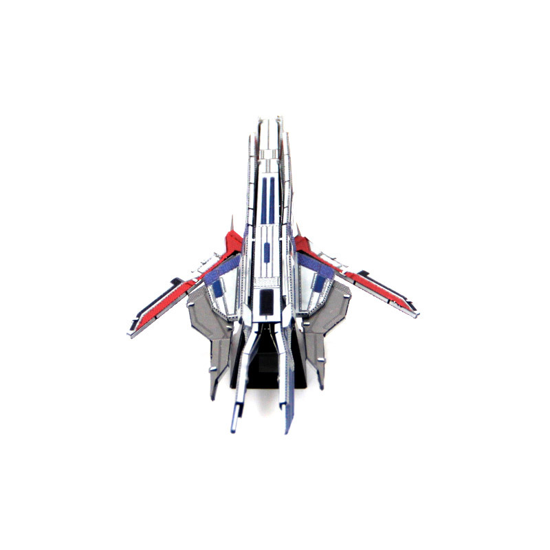 Metal DIY Assembled Model 3D Jigsaw Puzzle Mass Effect Color Turan Cruiser New Products