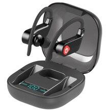 Bluetooth 5.0 Earphones Tws Ultra-Long Wireless Headset Waterproof Stereo Handsfree Gaming Phone Earplug