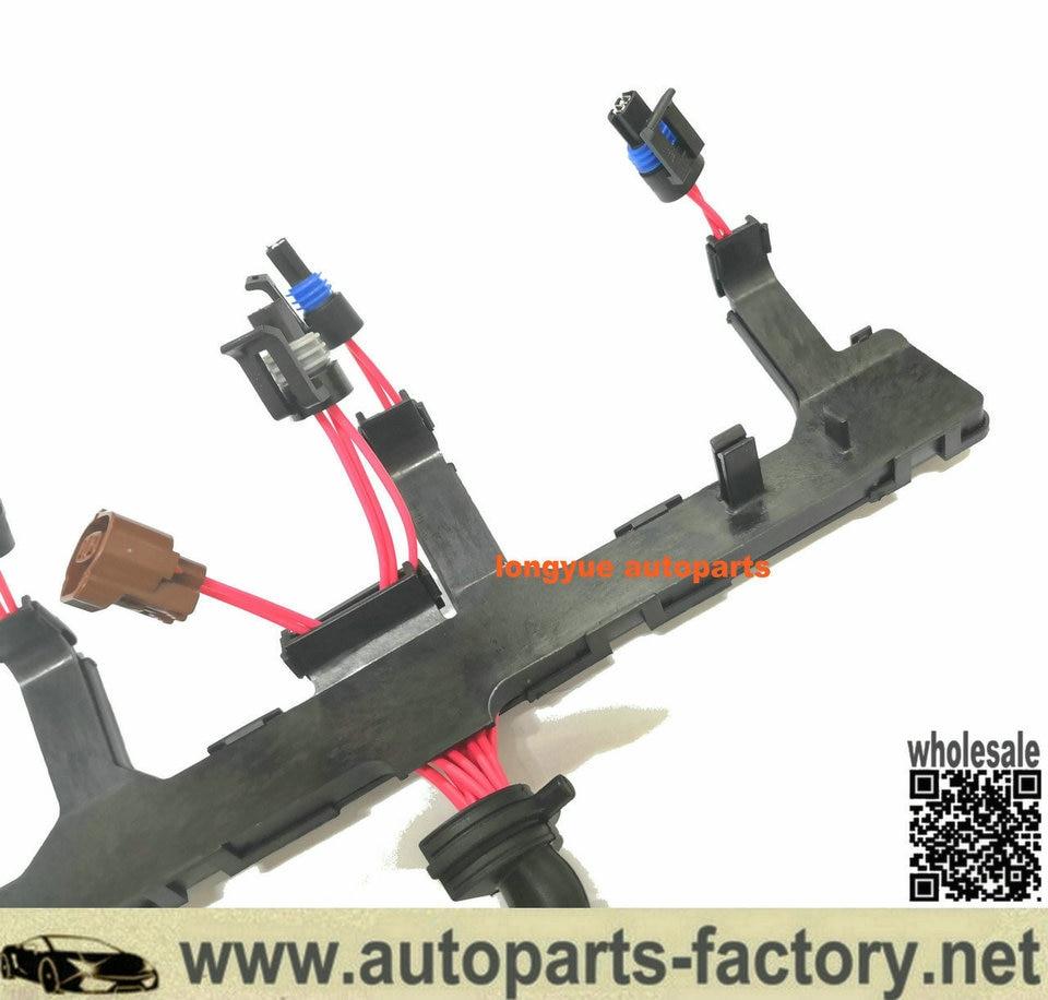 Throttle Body Fuel Injector Connector Harness 89-95 Izuzu Pickup Trooper Rodeo
