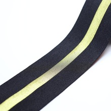 5cm and 3 8cm wide gold and silver elastic wide band trousers belt soft elastic band Elastic belt shoulder strap cheap WE20031801 Webbing Bags Garment Home Textile Shoes 3 8cm 5cm Spandex Nylon Eco-Friendly High Tenacity Coated