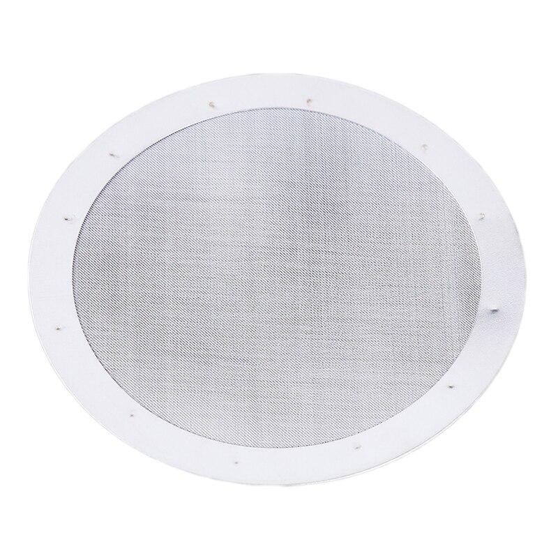 Новый Серебряный многоразовый фильтр для кофе из тонкого металла сетка из нержавеющей стали для аэрапресса Кофеварка кухонные аксессуары