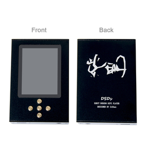 Image 3 - 2020 NICEHCK Zishan DSDs AK4499 Pro DAC Portable Music Player MP3 DAP AD8620AR MUSES02 OP AMP HIFI 2.5mm Balanced AK4499EQ 4499