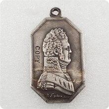 1803-1806 rússia medalha cópia