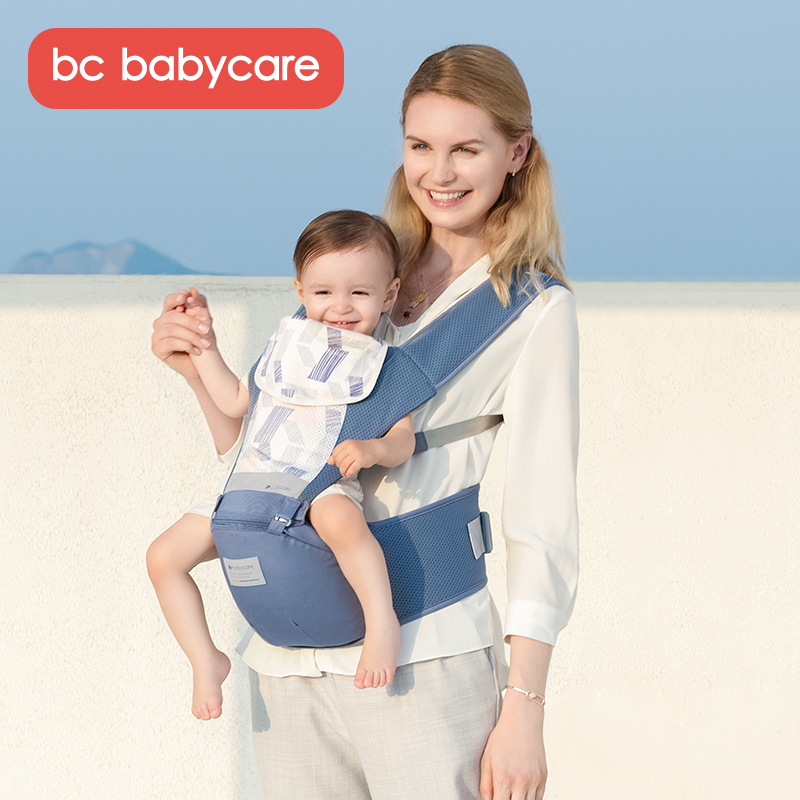 Ergonomic Baby Soft Carrier Comfortable Adjustable Positions Toddler HipSeat Infant Child Carrier Perfect For Hiking Shopping
