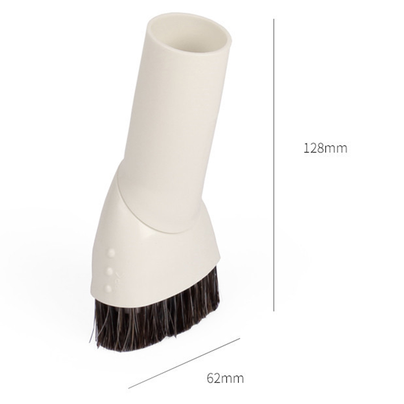 Round Brush Attachment For Makita Rechargeable Vacuum Cleaning Machines Replacement Household Appliances Parts