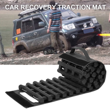 Car Anti Skid Chains Recovery Traction Mat Portable Emergency Track Tire Ladder For Ice Snow Sand Off-road Auto Exterior Parts