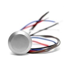 RFID Micro Access กันน้ำ IP65 MINI เครื่องอ่านการ์ด WG26 รูปแบบเอาต์พุต SN: iButton