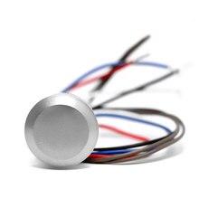 RFID Micro Đầu Đọc Truy Cập Chống Nước IP65 Mini Đầu Đọc Thẻ Wg26 Định Dạng Đầu Ra SN: IButton