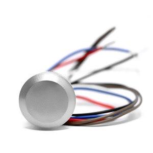 Image 1 - RFID Micro Đầu Đọc Truy Cập Chống Nước IP65 Mini Đầu Đọc Thẻ Wg26 Định Dạng Đầu Ra SN: IButton