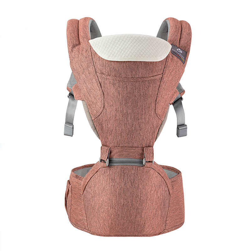 Best Selling Baby Carrier Ergonomic 100% Cotton Weight Kangaroo Travel Bag Wrapped Kangaroo With A Variety Of Portable|Backpacks & Carriers|   - AliExpress