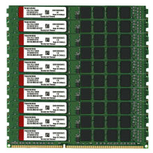 10 pz lotto DDR3 4GB RAM 1333Mhz PC3-10600 DIMM Desktop 240 pin 1.5V NON ECC
