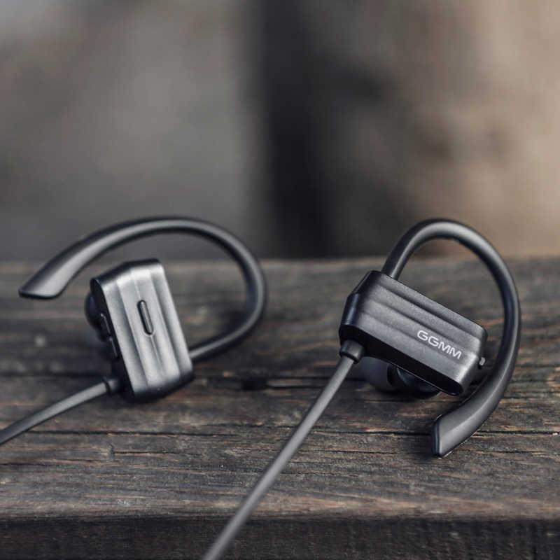 GGMM W600 słuchawki Bluetooth bezprzewodowe słuchawki Bluetooth z mikrofonem z redukcją szumów słuchawki słuchawki douszne sportowe do biegania zestaw słuchawkowy