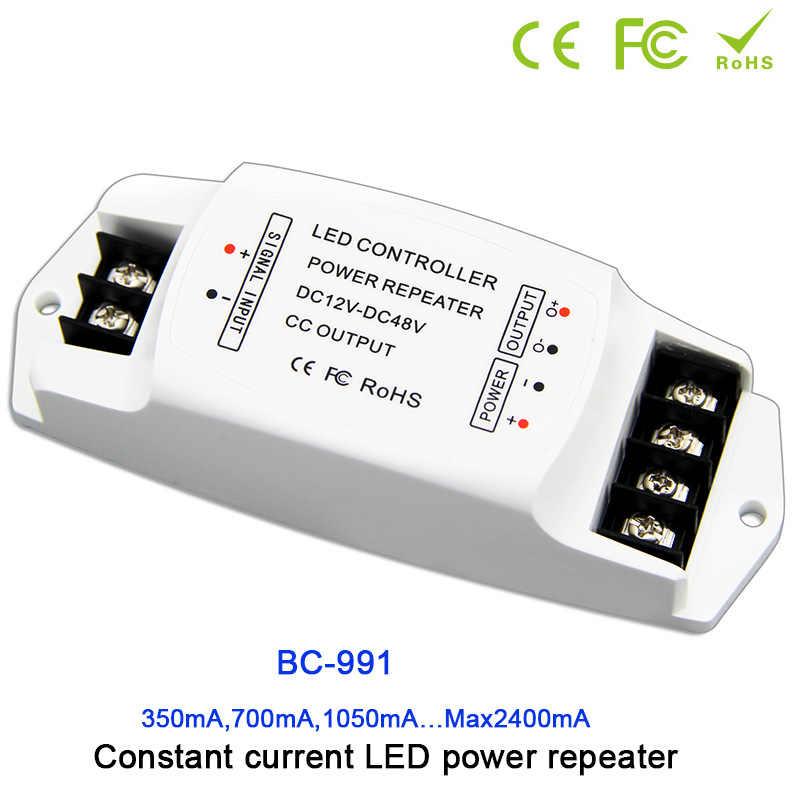 BC-991 1CH sabit akım led güç tekrarlayıcı; DC12-48V giriş; 350mA/CH * 1 veya 700mA/CH * 1 veya 1050mA/CH * 1 veya 2400mA/ CH * 1 çıkış