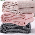 Японское Хлопковое полотенце одеяло кондиционер для взрослых простыней для кровати для домашнего подарка украшения путешествия для прост...