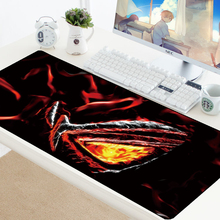 ASUS Gaming Mouse Pad Large Mouse Pad Gamer Big Mouse Mat Computer Mousepad XL Surface Mause Pad Keyboard Desk Mat For CS GO Mat 70 30cm game mouse pad l xl large gaming mousepad gamer mouse mat pad for cs go awp dragon lore ak47 m4a4 for rainbow six page 9