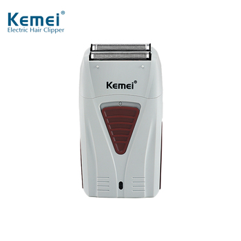 Kemei Men's Professional Hair Clipper 0mm Bareheaded Removal Razor High Quality Electric Shaver for Men Cordless - discount item  40% OFF Personal Care Appliances