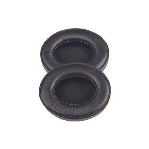 Image 5 - sheepskin 90MM For Beats studio2 studio3 Headphones Replacement Headset Ear Pads Noise Isolation Adaptive Ear Cushion Ear Cups