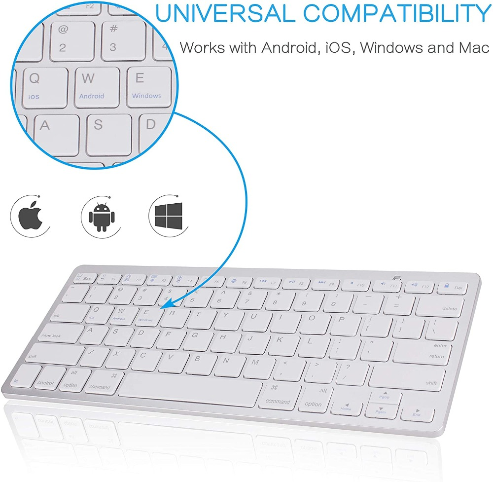 Bluetooth keyboard-1