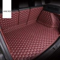 Carro acreditar esteira tronco do carro para chevrolet captiva aveo t300 tahoe cruze 2012 lacetti colorado acessórios tapete