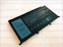GYIYGY Inspiron15 357F9 11.1V 74wh Bateria Do Portátil Para Dell 7559 7000 INS15PD-1548B INS15PD-1748B INS15PD-1848B INS15PD-2548R