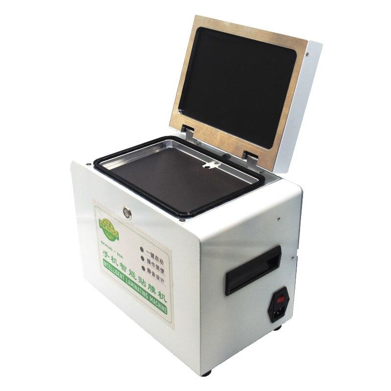 진공 필름 기계 진공 펌프 3D 스마트 곡선 휴대 전화 촬영 기계 곡선 화면, 휴대 전화 촬영 기계